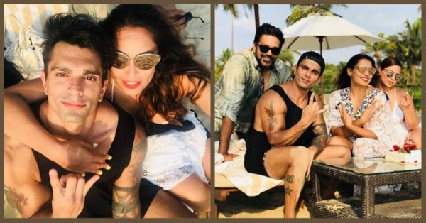 #MonkeyingAround: Karan & Bipasha's Second 'Monkeyversary' Celebrations Look Like So Much Fun!