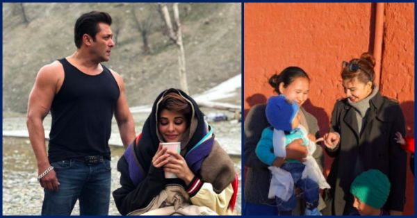 Salman & Jacqueline's Latest Pictures Have Us Planning Our Next Mountain Getaway!