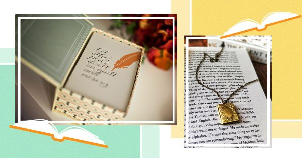 40 Literary Gifts For Book Lovers That They'll Love As Much As Their Library!