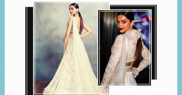 Deepika Does 'Ditto' In Similar Outfits By Two Different Designers!