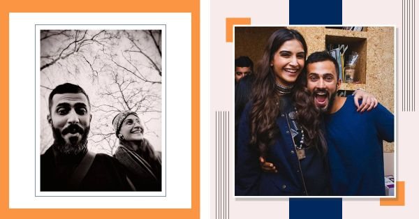 8 Times Sonam Kapoor & Anand Ahuja Proved They're The Coolest Couple