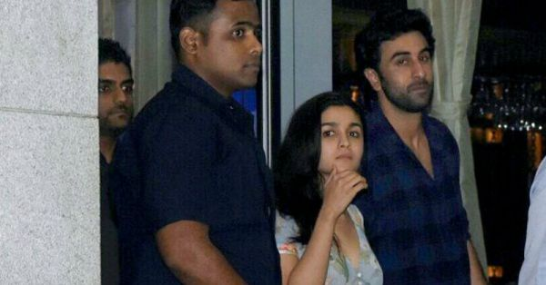 Wait, Did Ranbir Kapoor & Alia Bhatt Step Out For A Dinner Date Last Night?