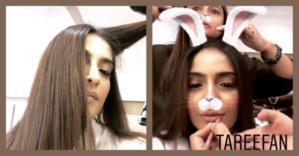 Raise Your Hand If You Too Get Your Hair Done Like Sonam Kapoor