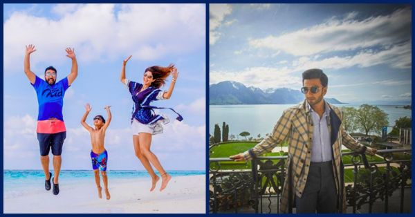 If You Need Some Travel Envy, Here's Where Your Favourite Stars Are Vacationing!