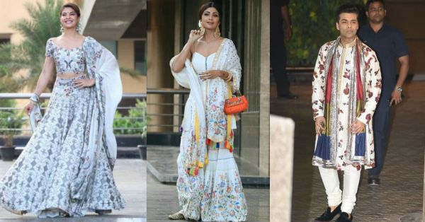 #SonamKiShaadi Day II:  These #Ladkiwaale Broke The All-White Dress Code!