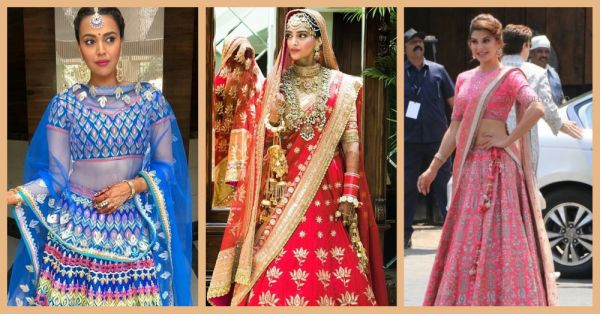 Din Shagna Da Chadheya: We Have ALL The Looks From Sonam Ki Shaadi!