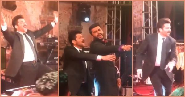 Sonam-Anand Reception: Anil Kapoor's Dance On 'My Name Is Lakhan' Is Totally Jhakasss!
