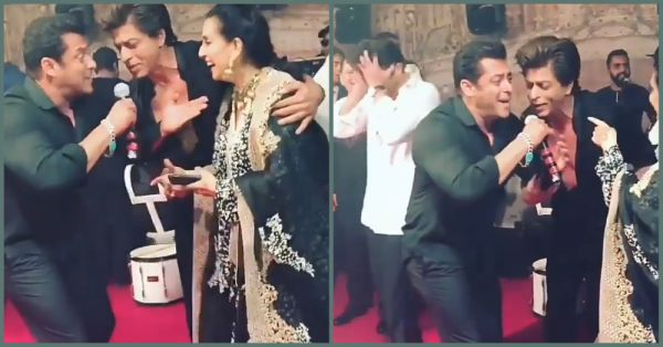 Humare Karan Arjun Aa Gaye: SRK & Salman Recreated Their Onscreen Chemistry After 23 Years!