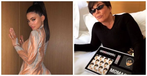Say Hello To Momager: Kylie Cosmetics Is Kris Cosmetics For Mother's Day!