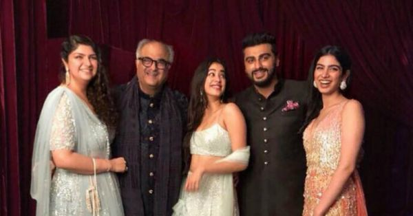 Did It Take Sridevi's Demise To Get The Kapoor Family Together?