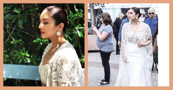 Huma Qureshi Makes It To Cannes 2018 With Slicked Back Hair And Pink Lips