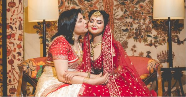 Love, Laughter & Happy Tears: This Mom & Bride Photo Shoot Will Make You Call Mumma NOW!