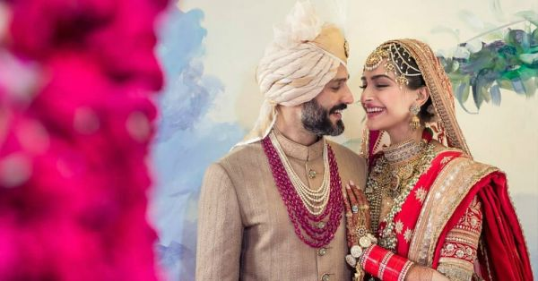 Sonam & Anand's Traditional Wedding Ceremony Creates Controversy