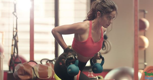 What Is That One Nutrient Your Body Needs The Most? Katrina Kaif Tells Us It's Iron!