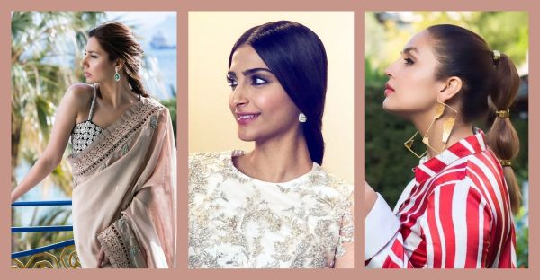 It's Raining Braids At Cannes: Here's Inspiration From Sonam Kapoor and Mahira Khan
