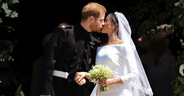 A Royal Change: 9 Wedding Traditions Meghan & Harry Broke Yesterday