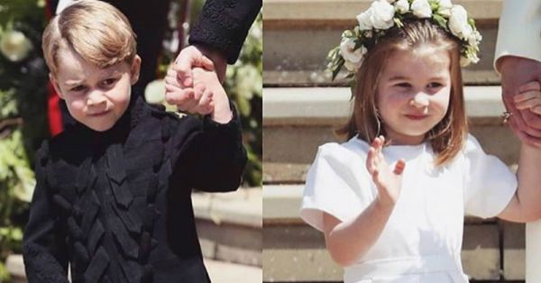 #RoyalBabies: Princess Charlotte & Prince George Are As Adorable As Taimur!
