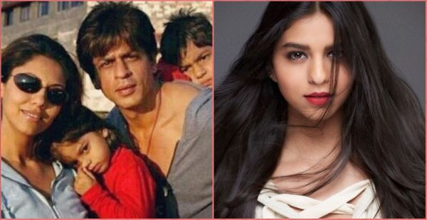 Suhana Khan's 18th Birthday: Here's A Trip Down Memory Lane To Celebrate Her Big Day!