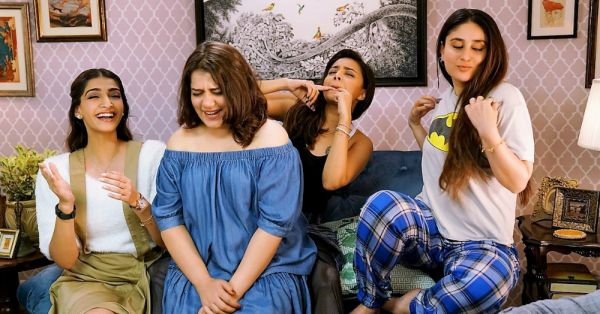 Tareefan Hi Tareefan For *Veere Di Wedding* Girl Gang's Stylish Looks!