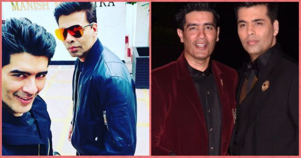 Manish Malhotra Hints That He And Karan Johar Are A Couple!