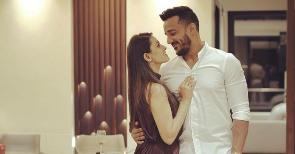Anita Hassanandani And Rohit Reddy Celebrating Their New House Is Just. So. Adorable!