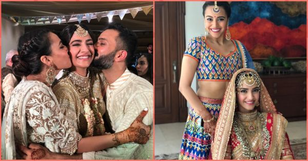 Can You Believe That Sonam Kapoor Actually Delayed Her Wedding For Swara Bhasker?