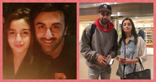 OMG! Ranbir Kapoor Just Confirmed He's Dating Alia Bhatt