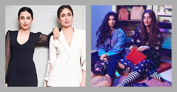 Peas In A Pod: Looks Like These Bollywood Sisters Have Similar Beauty Likes!