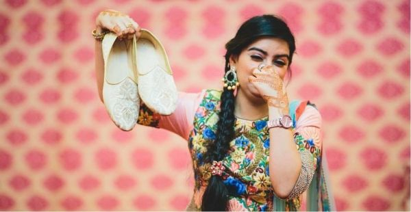 Joote Lo, Paise Do: Fun Ideas To Ensure The Groom's Jootas Are In Your Custody!