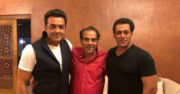 Bhai Ka Haath, Bobby Ke Saath: Salman Khan Is All Praises For His Race 3 Co-Star