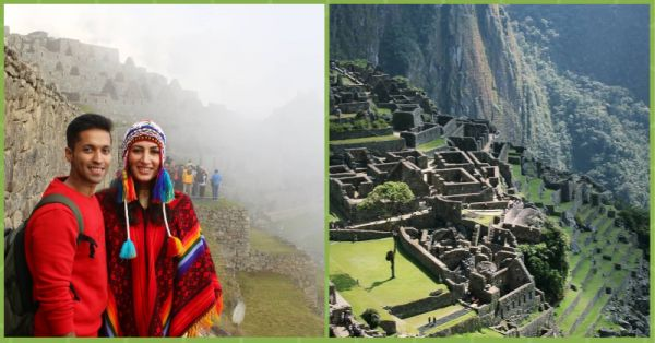 Travel To Peru: Durjoy Datta and Avantika Mohan Show Us How To Do Machu Picchu Right!