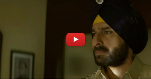 Saif Ali Khan's 'Sacred Games' Trailer Will Definitely Give You Goosebumps