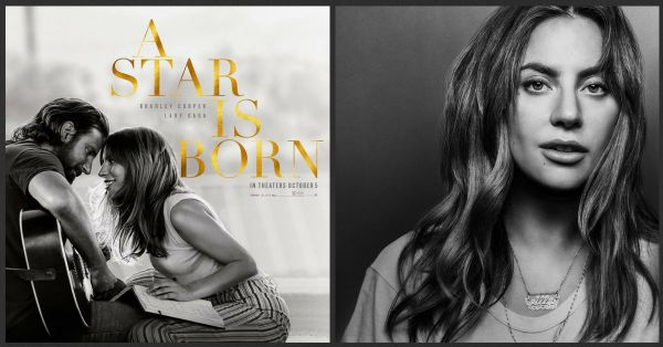 Move Over Drama, Lady Gaga Goes Minimal With Her Look For 'A Star Is Born'