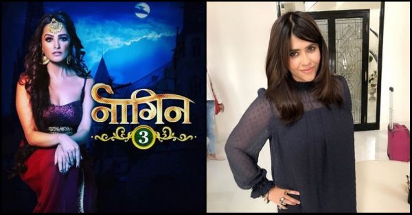 14 Reasons Why Ekta Kapoor Will Always Be The Golden Lady Of Indian Television!