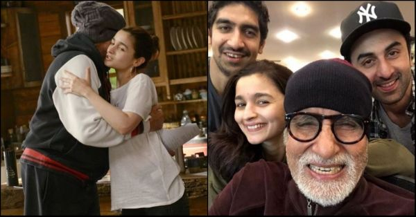 Alia Bhatt Made A Boo-Boo On Twitter And Amitabh Bachchan's Reply Was Aww-Dorable!