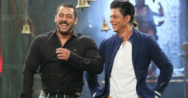 Bhai To Bhai: SRK Proves That No Troll Can Ruin His Friendship With Salman