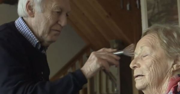 Dear Bae, If You Wanna Grow Old With Me, You Better Learn Makeup Like This 84 Year Old Man!