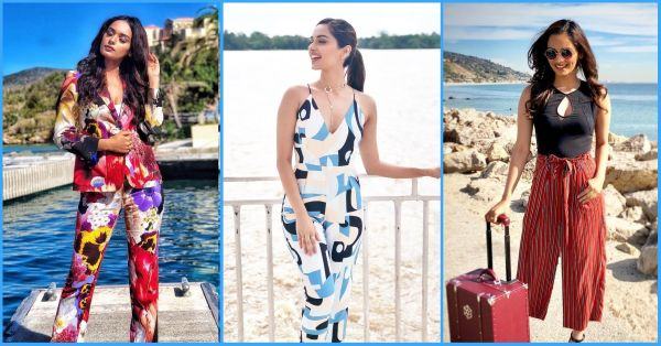 10 Manushi Chhillar Looks That Are Perfect For Your Summer Holiday!