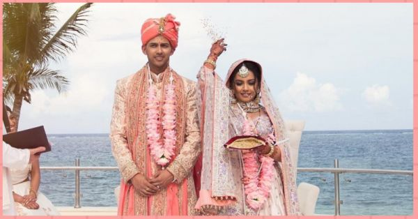 Beauty Lowdown: Kaushal Beauty Looked Like A Vision On Her Wedding Day!