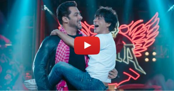 Shah Rukh Khan And Salman Khan's *Jugalbandi* In Zero's Teaser Is The Best Eidi Ever