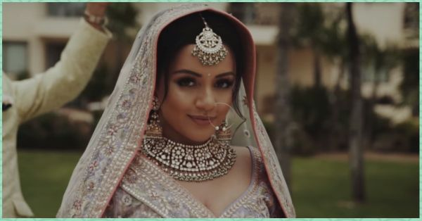 The Wedding Video Of Our Fave Beauty Blogger, Kaushal Is SO Beautiful... Just Like Her!