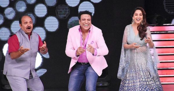 Dancing Uncle Sanjeev Shrivastava Finally Met Govinda & The Dance Floor Was Lit With The Charm O' 90s!