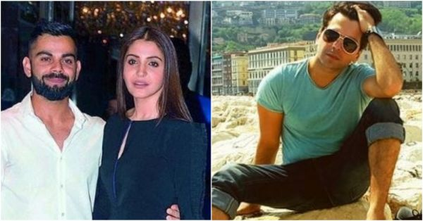 The Man Anushka And Virat Scolded For Littering Is SRK's Co-Star!