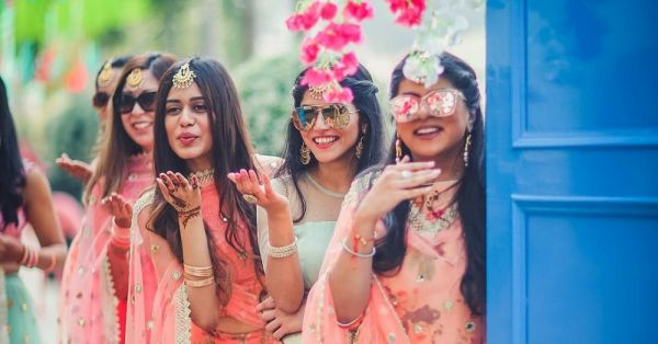 How To Look Stylishly Gorgeous At Your Bestie's Wedding Without Selling A Kidney!