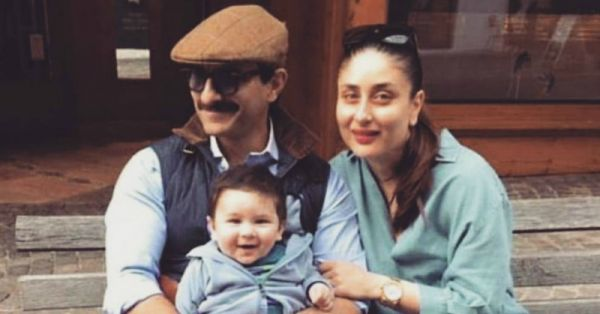 #ViralPataudis: Here's Another Picture Of Saif, Kareena And Taimur & We Can't Take Our Eyes Off