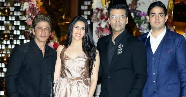 Just In: Shah Rukh Khan To Perform At Akash Ambani's Engagement Party!