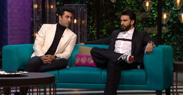 Ranbir Kapoor Reacts To Ranveer Singh Being The First Choice For Sanju