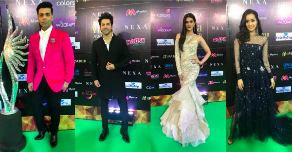 Highlights: The Bollywood Brigade Kicks Off The 19th IIFA Awards!