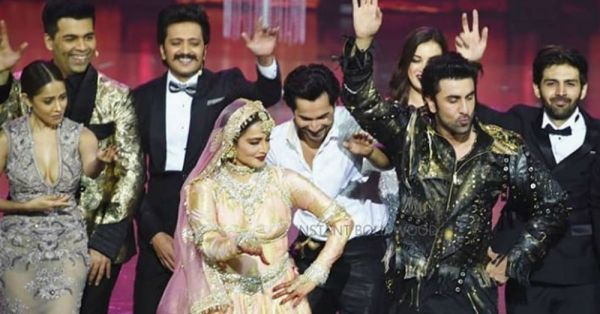 Umrao Jaan Rekha's Graceful Performance At IIFA 2018 Stole The Show!