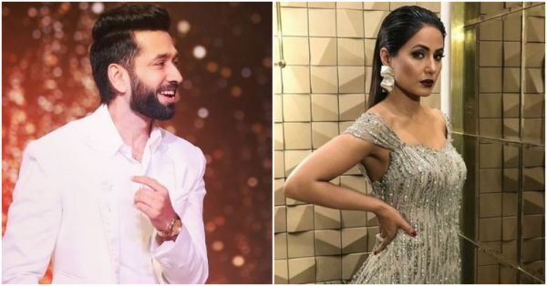 Hina Khan & Nakuul Mehta's Sizzling Chemistry In This Video Will Make Your Heart Race